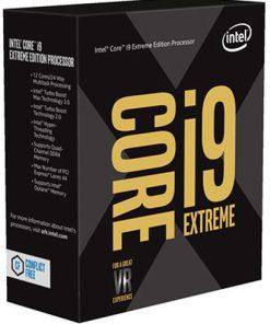 BX8069510980XE-Intel Core i9-10980XE CPU 3.00GHz (4.6GHz Turbo) LGA2066 X Series 10th Gen 25MB 18-Cores 36-Threads 165W Boxed no Fan Cascade Lake