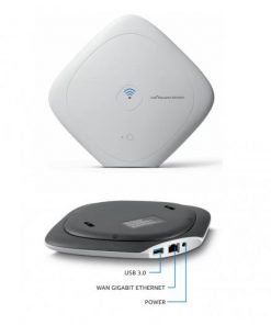 WRTD-303N-Intel Class Connect Access Point featuring 500GB Hard Drive and 5 Hours Battery. Content Hosting. Intel part number WRTD-303N
