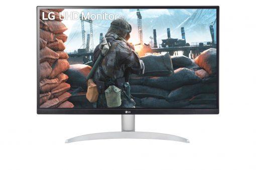 "27UP600-W-LG 27"" 4K UHD IPS 5ms  DCI-P3 95%  VESA Display HDR 400 AMD FreeSync HDMI/DP (27"" Diagonal) - Replace MNL-27UL600-W"