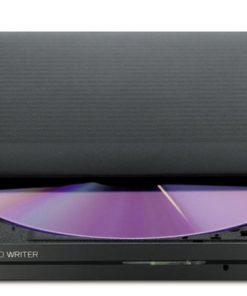 GP50NB40-LG GP50NB40 Super-Multi Portable DVD Rewriter 8x DVD-R Writing Speed.TV Connectivity. M-DISC Support. Silent Play - Black (LS)