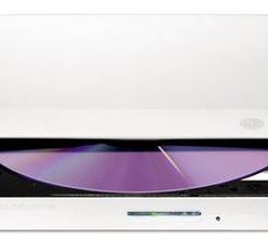 GP50NW40-LG GP50NW40 Super-Multi Portable DVD Rewriter 8x DVD-R Writing Speed.TV Connectivity. M-DISC Support. Silent Play - White