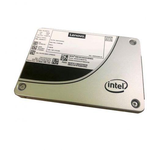"""4XB7A13626-LENOVO ThinkSystem 3.5"""" Intel S4510 480GB Entry SATA 6Gb HotSwap SSD for SR250/SR530/SR550/SR570/SR590/SR630/SR650/SR645/SR665/ST250/ST550"""