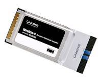WPC4400 N-Linksys WIreless N PCMCIA Card WPC4400N  (LS)