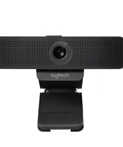 960-001075-Logitech C925e Pro Stream Full HD Webcam 30fps at 1080p Autofocus Light Correction 2 Stereo Microphones 78° FoV