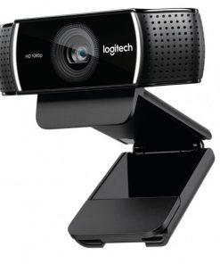 960-001090-Logitech C922 Pro Stream Full HD Webcam 30fps at 1080p Autofocus Light Correction 2 Stereo Microphones 78° FoV 3mths XSplit License ~VILT-C920 960-001