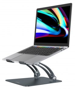 MB-STD-S6GRY-mbeat® Stage S6 Adjustable Elevated Laptop and MacBook Stand