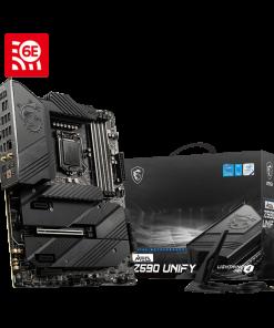 MEG Z590 UNIFY-MSI MEG Z590 UNIFY Intel ATX Motherboard