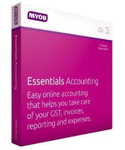 LVPAY-90TD-RET-AU-ESSACCPAY-TD-MYOB Essentials Accounting with Payroll 3 Months Test Drive
