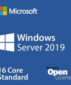 9EM-00652-Microsoft Windows Server Standard CORE 2019