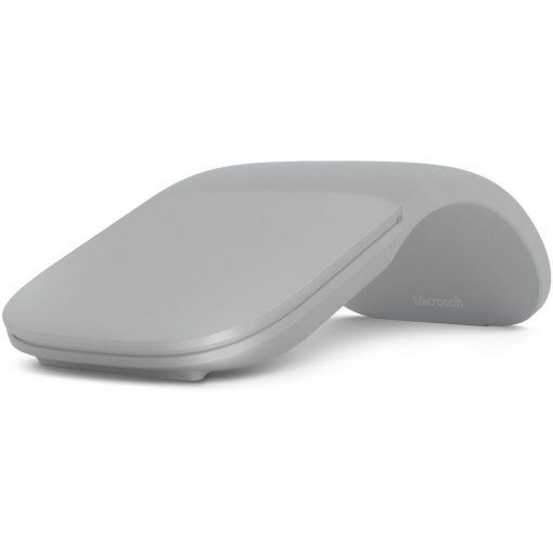 CZV-00005-Microsoft CZV-00005 Arc Wireless Mouse - Light Grey