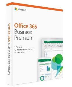 KLQ-00210-Microsoft 365 Business Premium (ESD) ELECTRONIC LICENSE