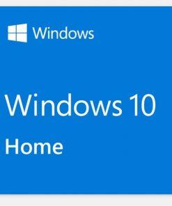 KW9-00139-Microsoft Windows 10 Home OEM 64-bit English 1 Pack DSP DVD