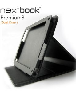 "727KC-Nextbook 7"" Tablet Stand Folio Stylish/Durable/Soft Interior"