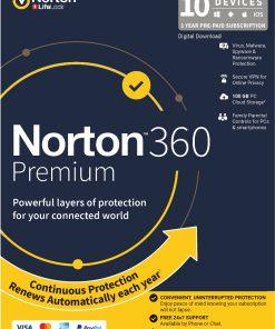 21396485-Norton 360 Premium