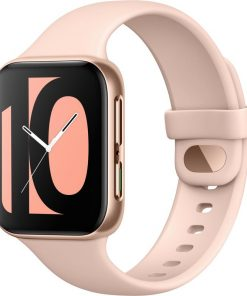 """OW19W6-PINKGOLD-OPPO Watch 41mm 8GB Pink Gold  - 1.6"""""""
