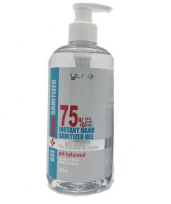 OYHS-500ML-Yuner Gel Instant Hand Sanitiser Gel 500ml