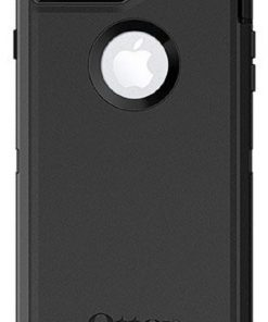 77-56825-OtterBox Defender Series Case for Apple iPhone 8+ / iPhone 7+ - Black