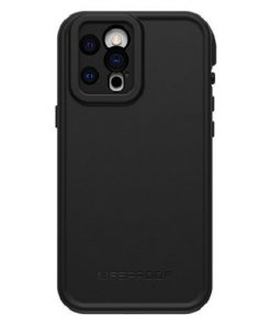 77-65458-LifeProof FRE case for Apple iPhone 12 Pro Max - Black