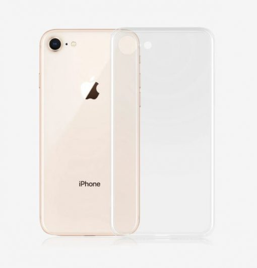 0192-PanzerGlass Clear Case for Apple iPhone SE / iPhone 7 / iPhone 8 - Slim fashionable design