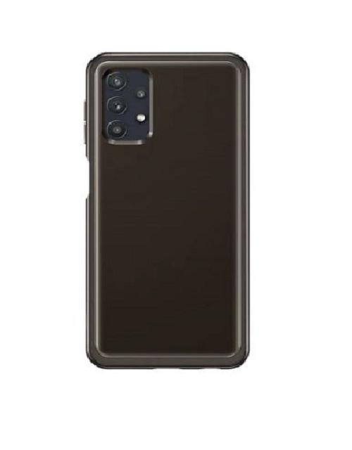 EF-QA326TBEGWW-Samsung Galaxy A32 5G Clear Cover - Black - Sleek  Subtle