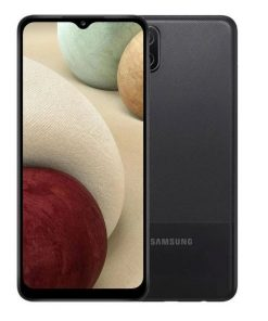 "SM-A125FZKIXSA-Samsung Galaxy A12 128GB BLACK - 6.5"""