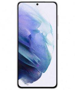 "SM-G991BZWAATS-Samsung Galaxy S21 5G 128GB Phantom White - 6.2"" Intelligent Infinity-O Display"