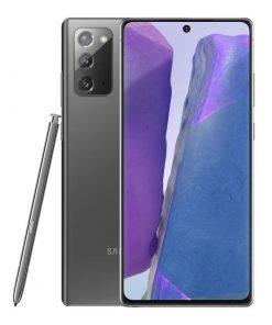 SM-N980FZAEXSA-Samsung Galaxy Note20 256GB Mystic Grey - S-Pen