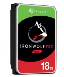 "ST18000NE000-Seagate 18TB 3.5"" IronWolf PRO SATA3 NAS 24x7 Performance 7200 RPM 256MB Cache HDD. (ST18000NE000 ) 5 Years Warranty"