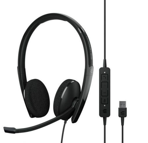1000915-EPOS | Sennheiser ADAPT 160 USB II On-ear