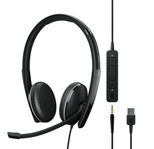1000916-EPOS   Sennheiser ADAPT 165 USB II On-ear