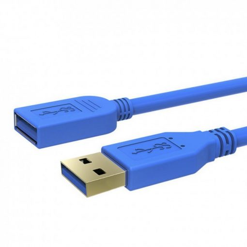 CA312-Simplecom CA312 1.2M 4FT USB 3.0 SuperSpeed Extension Cable Insulation Protected Gold Plated