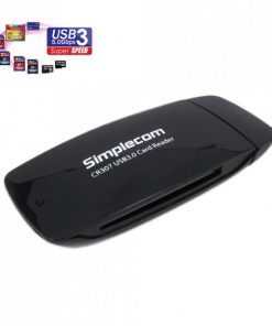 CR307-Simplecom CR307 SuperSpeed USB 3.0 Card Reader 4 Slot with CF
