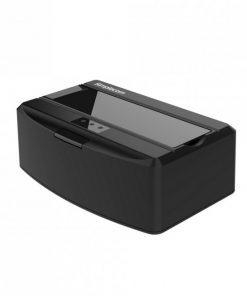 """SD311-BLACK-Simplecom SD311 USB 3.0 Docking Station with Lid for 2.5"""" and 3.5"""" SATA Drive"""