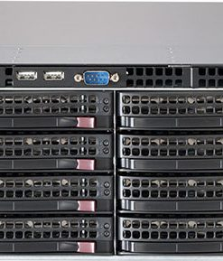 836BE1C-R1K03B-Supermicro 3RU Rackmount Server Chassis