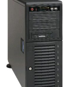 SC743TQ-865B-Supermicro 4U Server Chassis