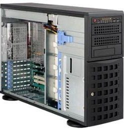 SC745TQ-R920B-Supermicro 4U Tower Server Chassis