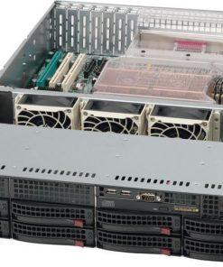 SC825TQ-R700LPB-Supermicro 2RU Server Chassis