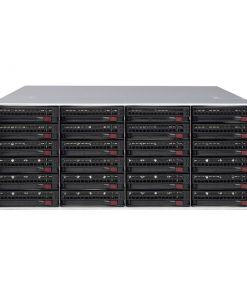 SC846BE1C-R1K28B-Supermicro 4RU Rackmount Server Chassis