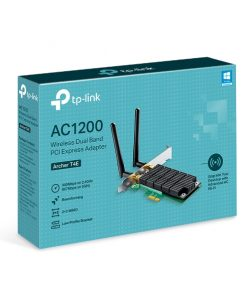 Archer T4E-TP-Link Archer T4E AC1200 Wireless Dual Band PCIe Adapter