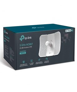 CPE710-TP-Link CPE710 5GHz AC 867Mbps 23dBi High-gain Directional Outdoor CPE