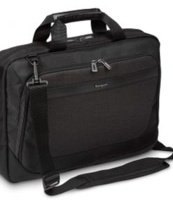 "TBT914AU-Targus 14-15.6"" CitySmart Advanced Multi-Fit Laptop Topload/Case/ Notebook Bag Light Weight - Black"