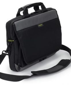 """TSS868GL-Targus 16""""-17"""" CityGear Slimlite Topload Notebook Case/ Laptop Bag- Black"""