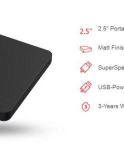 HDTB440AK3CA-Toshiba 4TB CANVIO® BASICS PORTABLE HARD DRIVE STORAGE. 3 Years Warranty. (HDTB440AK3CA)