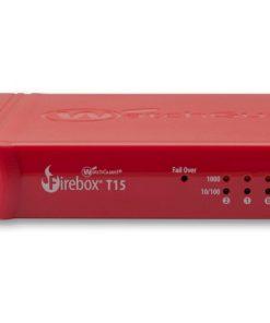 WGT16061-WW-Trade up to WatchGuard Firebox T15-W with 1-yr Basic Security Suite (WW)