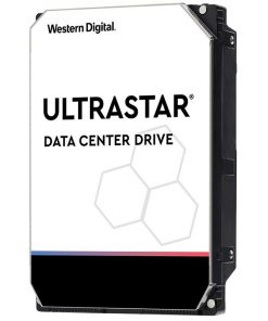 """0F27606-Western Digital WD Ultrastar 10TB 3.5"""" Enterprise HDD SATA 256MB 7200RPM 512E SE DC HC510 24x7 Server 2.5mil hrs MTBF 5yrs wty HUH721010ALE604"""