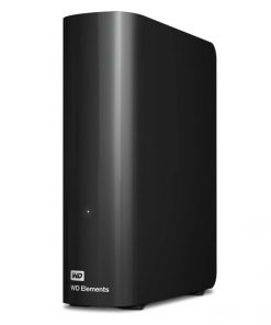 WDBBKG0160HBK-AESN-Western Digital WD Elements Desktop 16TB USB 3.0 3.5