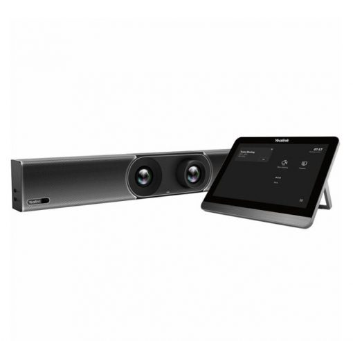A30-020-TEAMS-Yealink A30 Meeting Bar with CTP18 Touch Panel