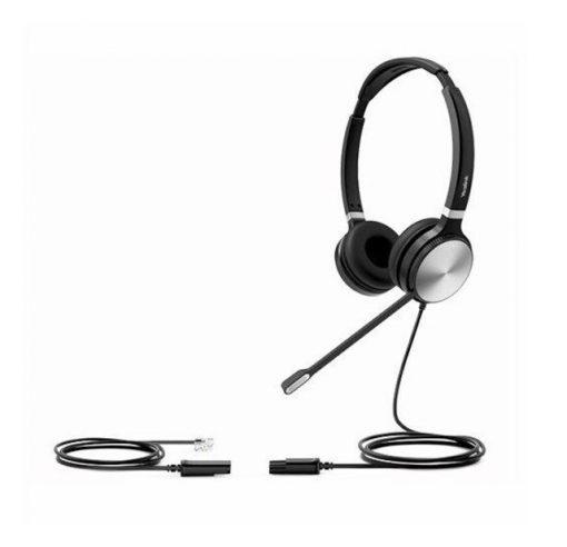 YHS36-Dual-Yealink YHS36 Dual Wideband Headset for IP phone
