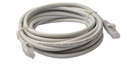 PL6A-30GRY-8Ware Cat6a UTP Ethernet Cable 30m SnaglessGrey