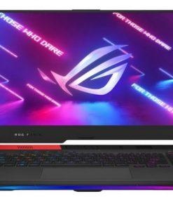"""G513QC-HN008T-Asus ROG Strix G15 15.6"""" FHD 144Hz AMD Ryzen 5 5600H 16GB 512GB SSD WIN10 HOME NVIDIA GeForce RTX3050 4GB Backlit Keyboard RGB 2YR WTY W10H Gaming AMD"""